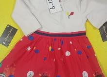 مجموعه من ملابس الاطفال اوروبيه