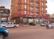 لاهل الاستثمار والشركات عمارة ناصية بشارع جوبا الرئيسي