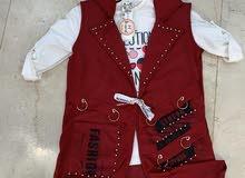 للبيع 190 قميص بناتي تركي