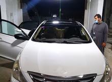 هونداي سوناتا 2013 نظيفه
