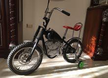 2 دراجة اطفال وارد الخارج بحالة ممتازة للبيع