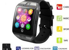 ساعة ذكية smart whatchq18