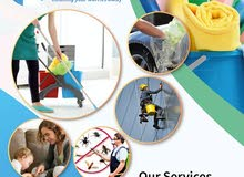 maids and cleaning services