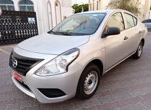 نيسان صني 2021 جديدة للإيجار / Nissan Sunny 2021 For Rent