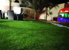 ابو ظبي النجم لتنسيق الحدائق الجميلة شلالات نوافير  ضمان على الاعمال