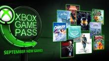 Xbox Game Pass 1 year