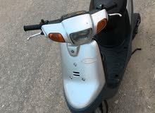 دراجة ياماها منغولي