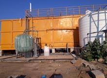 محطة معالجة الصرف الصحى ( Sewage Treatment )