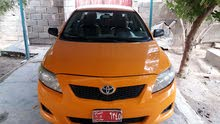 Used condition Toyota Corolla 2010 with 1 - 9,999 km mileage