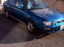 Gasoline Fuel/Power   Kia Shuma 1997