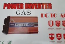 بور انفيرتر توليد كهرباء صامت