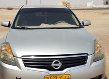 2008 Used Altima with Automatic transmission is available for sale