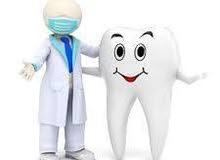 مطلوب طبيب أسنان