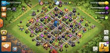 قرية clash of clans level 12max