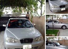 Hyundai Avante 2003 For sale - Silver color