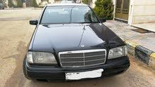 مرسيدس C200 موديل 1997 للبيع