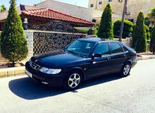 Saab 93 2002 For sale - Black color