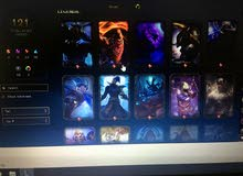 league of legends account EuNe