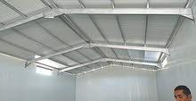 تركيب صيانه هنقر تريله سقف  بجميع النوع  للاستفسار الاتصال  0924329798 091612320