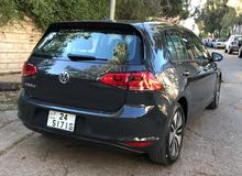 Volkswagen E-Golf 2016 For sale - Grey color