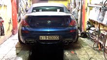 Automatic Blue BMW 2005 for sale