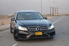 Black Mercedes Benz E 350 2014 for sale