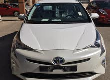 Hybrid Fuel/Power   Toyota Prius 2017