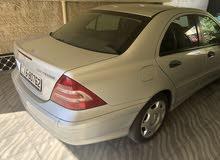2006 C200 Mercedes