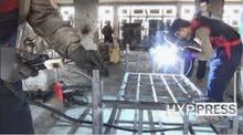 مطلوب عامل حدادة person to job steel