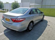 For sale 2016 Silver Camry