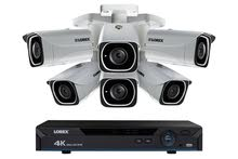 Technicians for camera and security system