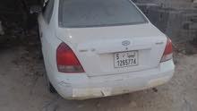 سيارة افانتي موديل 2002 للبيع