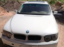 2004 BMW 745 for sale in Basra