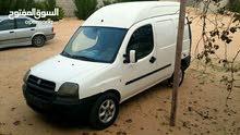 White Fiat Doblo 2005 for sale