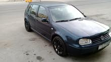 Manual Blue Volkswagen 2000 for sale