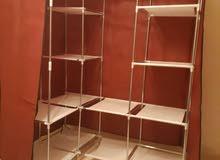 خزانة قماش لف مرتبة