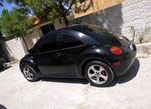 Black Volkswagen Beetle 2000 for sale