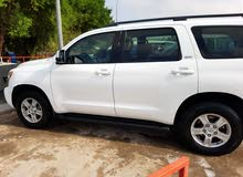 Used condition Toyota Sequoia 2012 with 180,000 - 189,999 km mileage