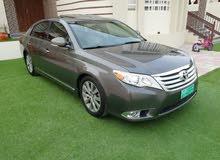 Toyota Avalon 2012 like new