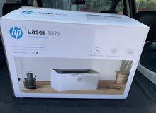 printer hp 107a