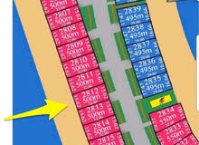 للبيع أرض بالخيران المرحلة الرابعة C