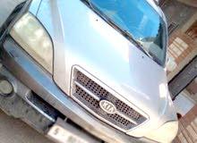 Gasoline Fuel/Power   Kia Sorento 2007