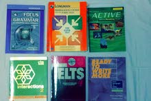 6English books for sale