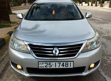 Silver Renault Latitude 2013 for sale