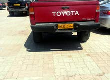 Automatic Toyota 1996 for sale - Used - Saham city