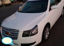 Manual White Geely 2015 for sale