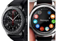 للبيع ساعة Samsung Gear S3 frontier