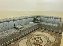 شقة عائليه مفروشه للايجار ف خضراء السيح
