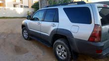 Automatic Grey Toyota 2005 for sale