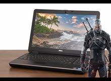 للبيع لابتوب ديل Laptop Dell Used Core i7//240 GB SSD//8 GB Ram